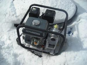 Hyundai 2 Inch Gas Water Pump