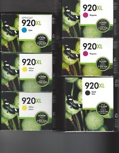Ink for HP Printer - 920 XL