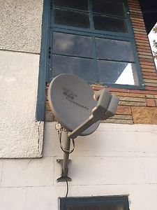 Satellite tv services