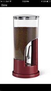 Zevro coffee dispenser VGUC