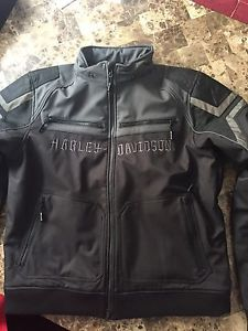 insulated harley davidson jacket