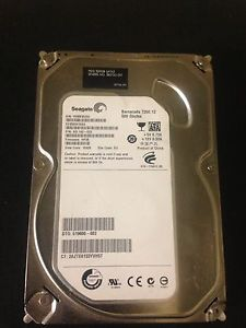 500 GB Hard Drive For Sale