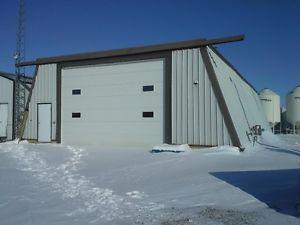 ATCO Steel Building
