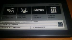 """"""" Acer 8GB Ram Quad Core"""