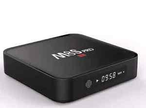 Android TV Box M8S pro Includes I8 Keyboard