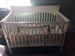 Baby 4-in-1 Crib