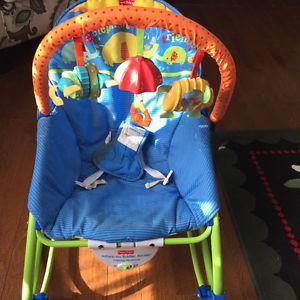 Baby Items Swing, rocker High Chair,Matt