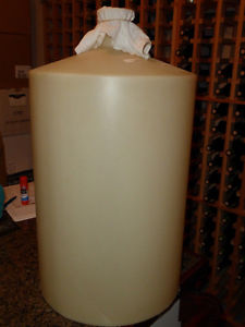 Carboys and wine making supplies