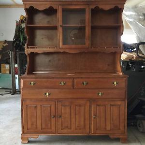 Custom Built Maple Furniture