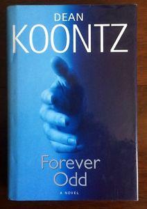 DEAN KOONTZ ~ FOREVER ODD ~ HARD COVER BOOK ~