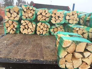 Firewood fire wood bundles.seasoned dry pole pine5$