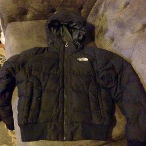 Ladis North Face Jacket Size Small Like New