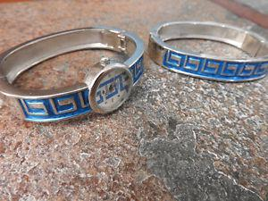 Matching watch + bracelet set - $12 for BOTH