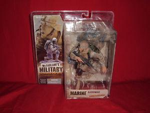 McFarlne's Military Second Tour Of Duty Marine Radioman
