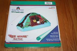 New Pacific Play Tents Tree House Bed tent
