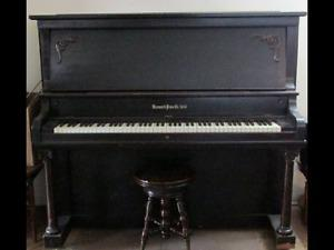 Piano & Stool