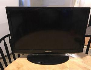 Samsung flat screen monitor / HDTV
