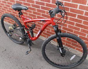 Schwinn Dual Suspension Disc Brake 21 Speed Mountain Bike