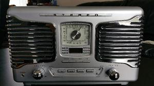 TEAC Art Deco Style Radio/w CD Player Stereo