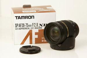 Tamron AF mm f/2.8 XR Di LD Lens for canon