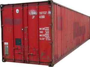 $ · Used 20 ft Shipping Containers (Sea Cans) for