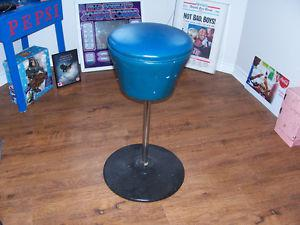 Vintage Diner Stool 31 Inches Tall