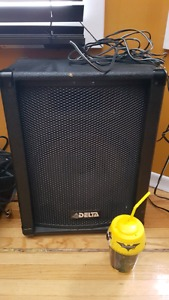 Wanted: 2 Delta PA System Speakers