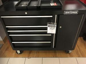 Wanted: 43 inches craftsman tool chest