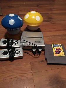 Wanted: Retro Nintendo with 2 controllers and Super Mario 3