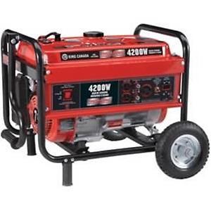 Watt Portable Generator Brand New in Sicamous