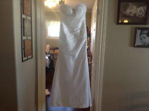 Wedding dress / Robe de marié
