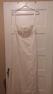 Wedding dress never worn
