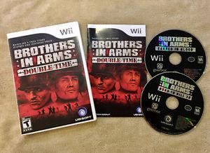 Wii Brothers In Arms: Double Time