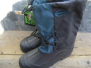 weather spirits winter boots. Brand new. -30 deg c. Size 10
