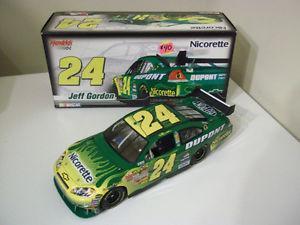 #24 JEFF GORDON NICORETTE  IMPALA SS 1:24 NASCAR DIECAST