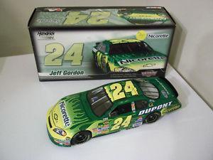 24 JEFF GORDON NICORETTE  MONTE CARLO SS 1:24 NASCAR