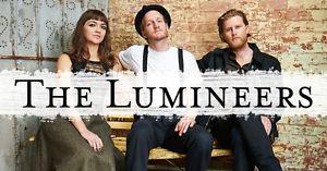 4 Tickets to Lumineers