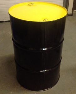 55 Gallon Closed Head Steel Drums For Sale