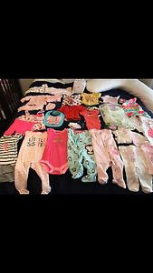 A lot of Baby clothes 0-3 months