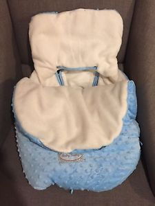 Baby car seat cover/ stroller cover