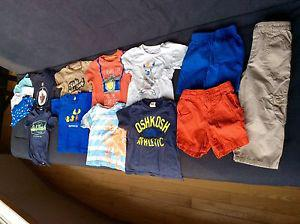 Boys 24 month summer clothing lot