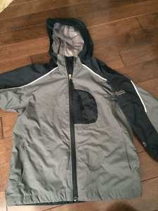 Boys Spring Columbia Coat Size 6x/7