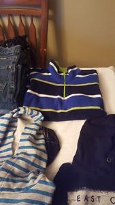 Boys youth clothing size 12 to 14 large