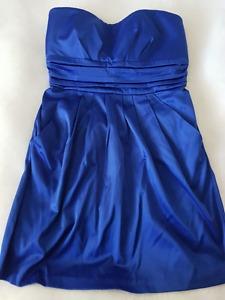 Bridesmaid Dress - Blue - Size M