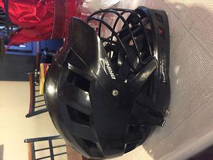 Brine Lacrosse helmet