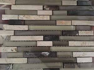 Ceramic Mosaic backsplash tile