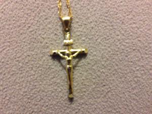 Chain and Crucifix
