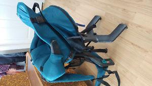 Evenflo baby backpack