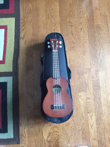 Excellent Condition Kala Ukulele and Case