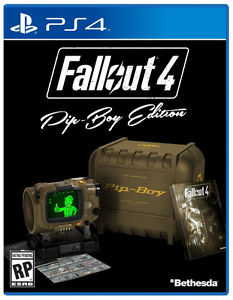 Fallout 4 Pip Boy Edition for PS4